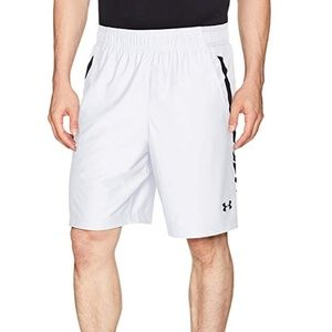 "Under Armour Men's Team 9"" Athletic Shorts"